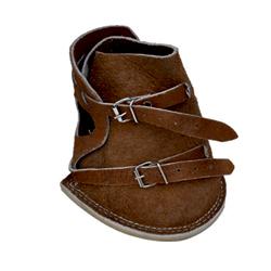 Leather Bovisandale Hoof Shoe