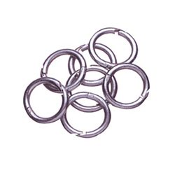 Pig Nose ring Self Lock Aluminum Alloy